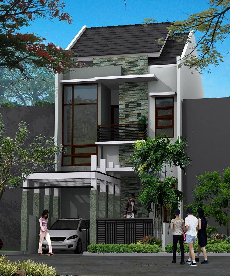 Model Rumah Minimalis Type 54 1 Lantai