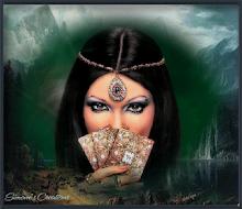 Senhora das Cartas ♥♠♣♦