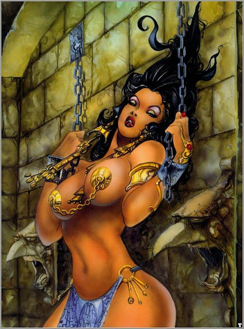 Deusa da Paixão