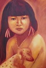 Índia Menina