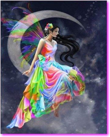 Cigana na Lua;