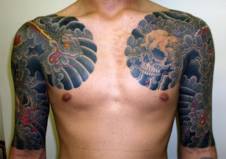 Japanese Tattoo Artist