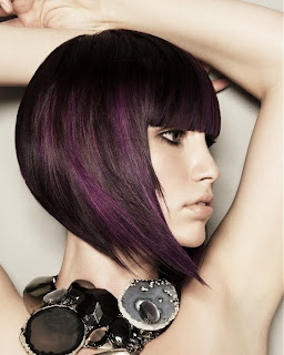 Fashion of Inverted Bob Haircut