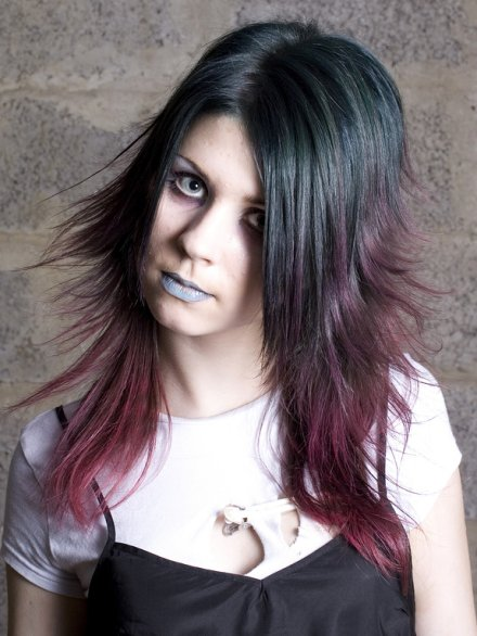  fat guy goth hairstyles. punk hairstyles galleries boys / flat bicycle