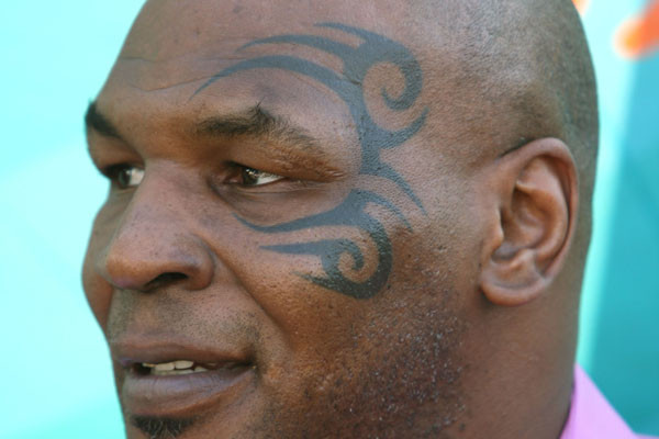 Labels: celebrity tattoo, Mike Tyson Tattoo