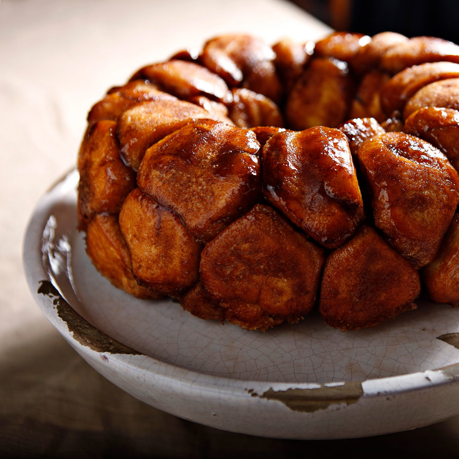Confessions of a Bake-aholic: Monkey Bubble Bread