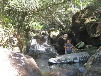 Gurita Cachoeira Lagoa do Peri Florianopolis
