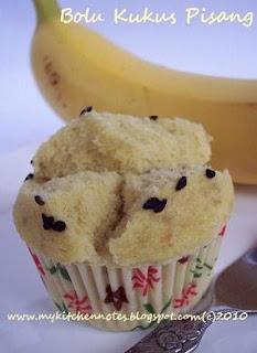 entry untuk NCC Banana Week, bongkar-bongkar resep, ketemu resep ...