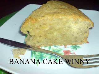 Hallo.... mau ikutan share nih di banana week...