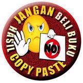 Kampanye Anti Copy Paste