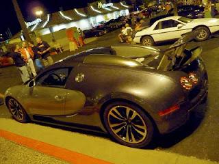 Bugatti Veyron 16.4 spotted in Scottsdale