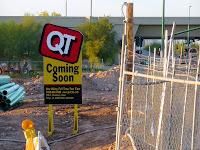 North Phoenix QuikTrip Store Under Construction