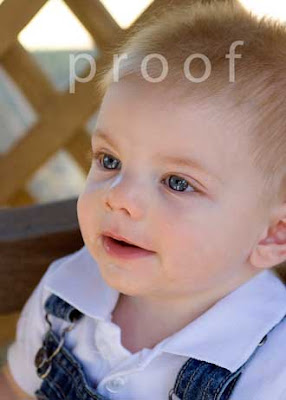 Southlake Texas baby portrait outdoors natural light photo example
