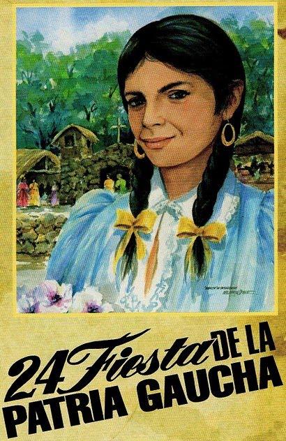 FIESTA de la PATRIA GAUCHA 2010