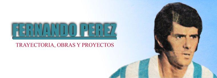 FERNANDO PEREZ 1974-1975
