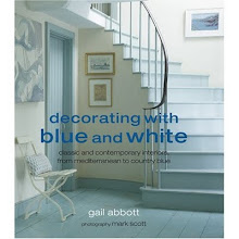 Decorating with Blue & White - Gail Abbott
