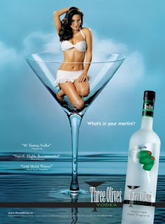 Using sexual images in advertising