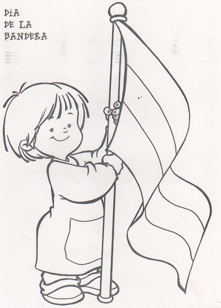 bandera , grafismos , canciones dia de la bandera y otras