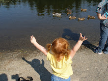 Excited To See The Ducks!