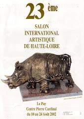 2002 - Exposition C.A.P.A. au Puy-en-Velay