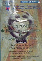 2006 - Exposition à l'Hôtel de Ville de Paris
