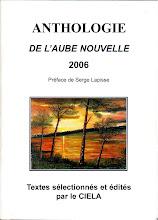 Anthologie de l'Aube Nouvelle 2006