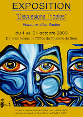 Exposition : Les Discussions Tribales
