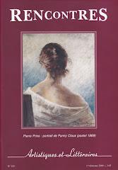 2008 - N°112 Rencontres Artistiques et Littéraires