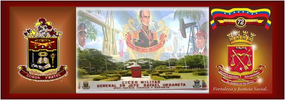 """Unidad Educativa Militar G/J """"Rafael Urdaneta"""""""