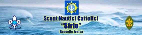 Scout Nautici Cattolici Sirio Roccella Jonica