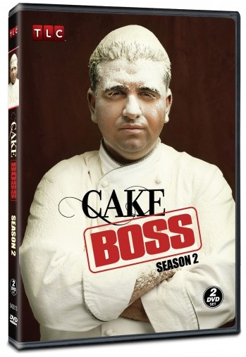 Week in Rewind is pleased to offer a giveaway of Cake Boss: Season Two!