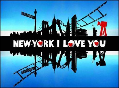i love. New York, I Love You: DVD,