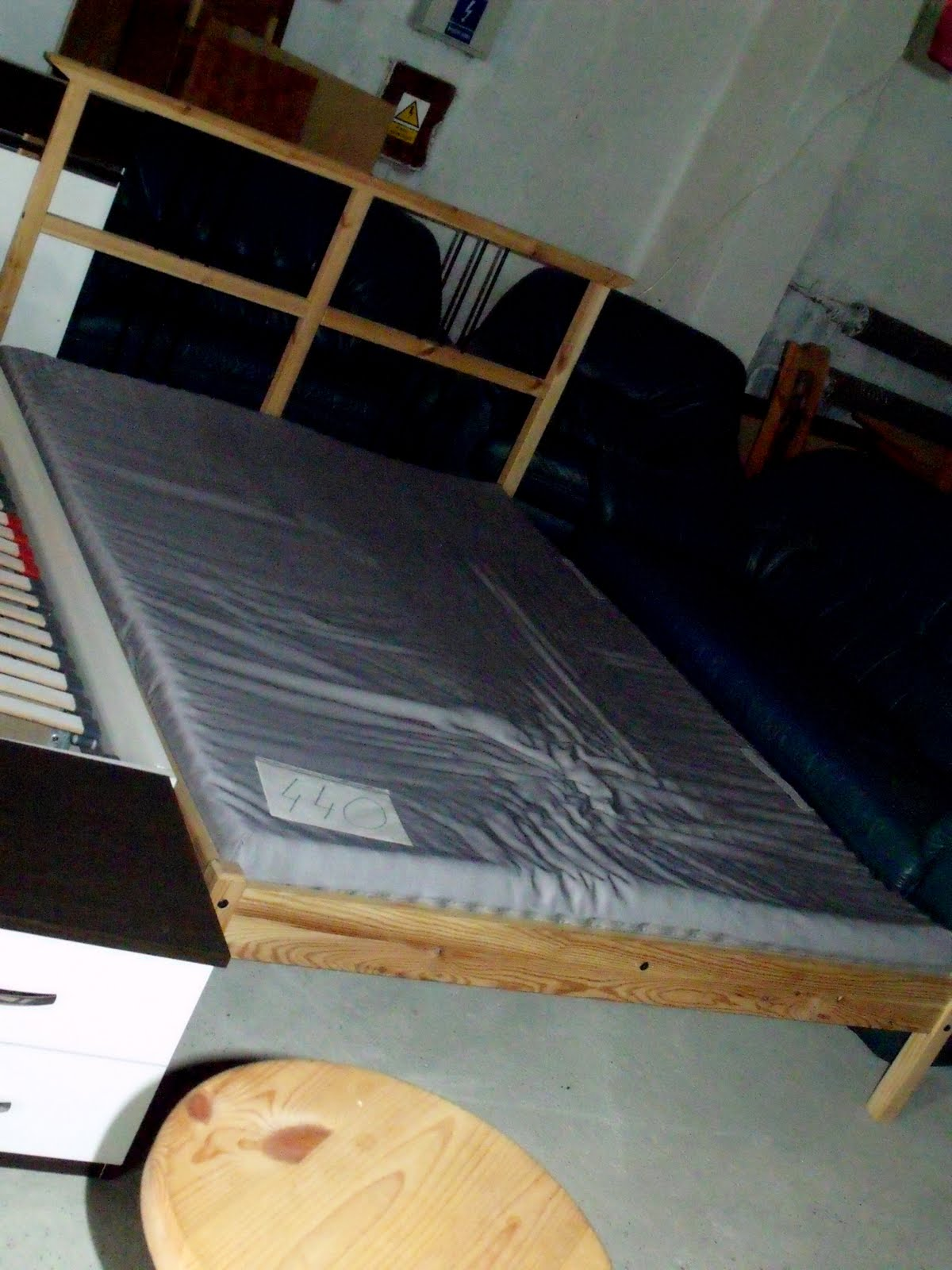 Meble Używane Wysoka łóżko Sypialniane