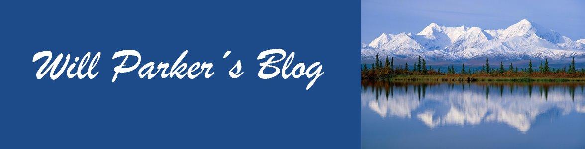 Will Parker´s Blog