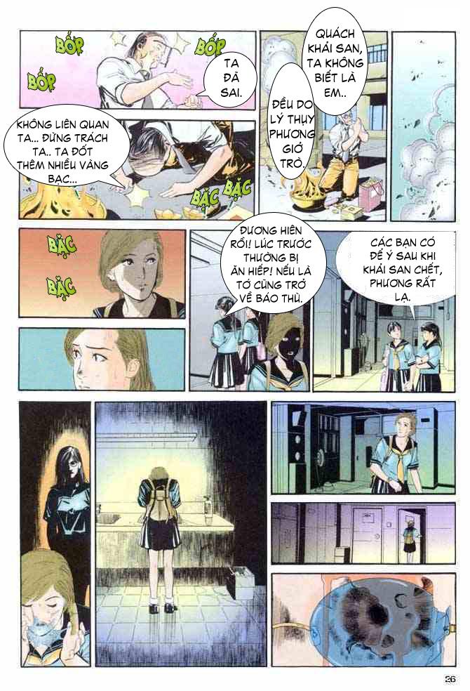 MÃNH QUỶ QUÁN Chapter Bonus - Hamtruyen.vn