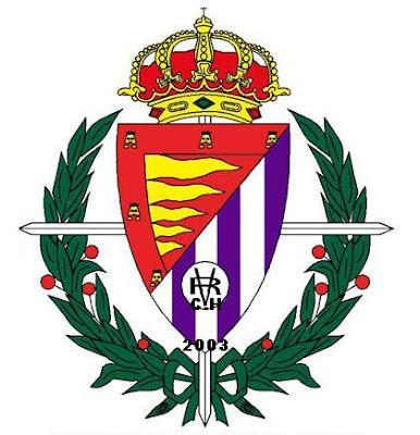 LIGA JORNADA 35ª: VALLADOLID-GETAFE Escudo_del_pucela