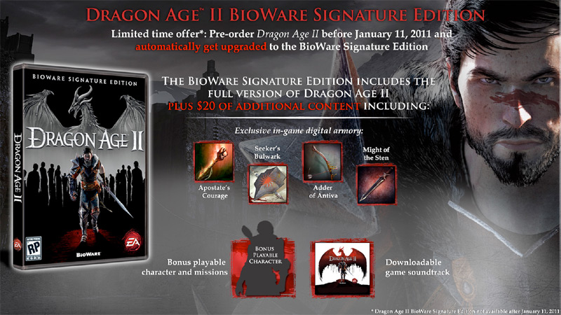 So yes some questions has been answered , will Dragon Age 2 hit Steam