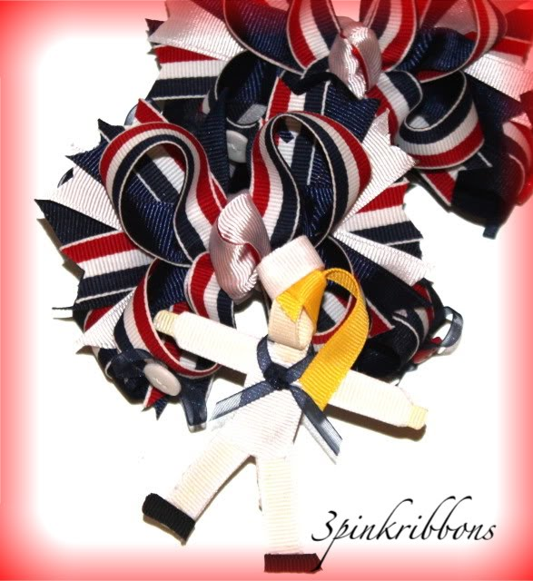 Sailor Princess and  Boutique Hair Bows
