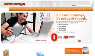 streamyx ads