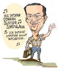 PAK NUAR SUDAH DATANG BAWAK DUIT AMERIKA !!!!!