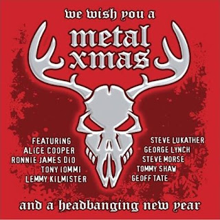 We Wish you a Metal Xmas and a Headbanging New Year (2008)