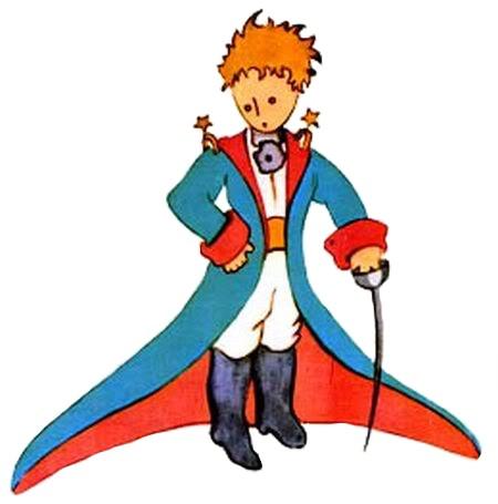 ♥ Le Petit Prince ♥ Je t'aime