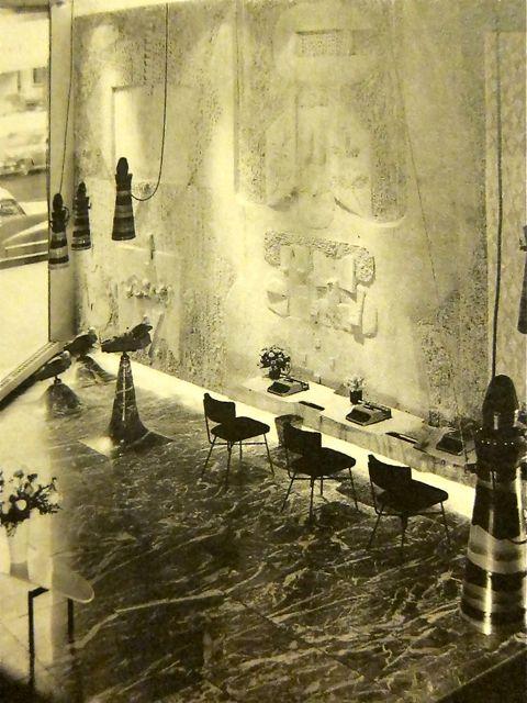 Mondoblogo costantino nivola lost in the hamptons for Concrete craft colorado springs