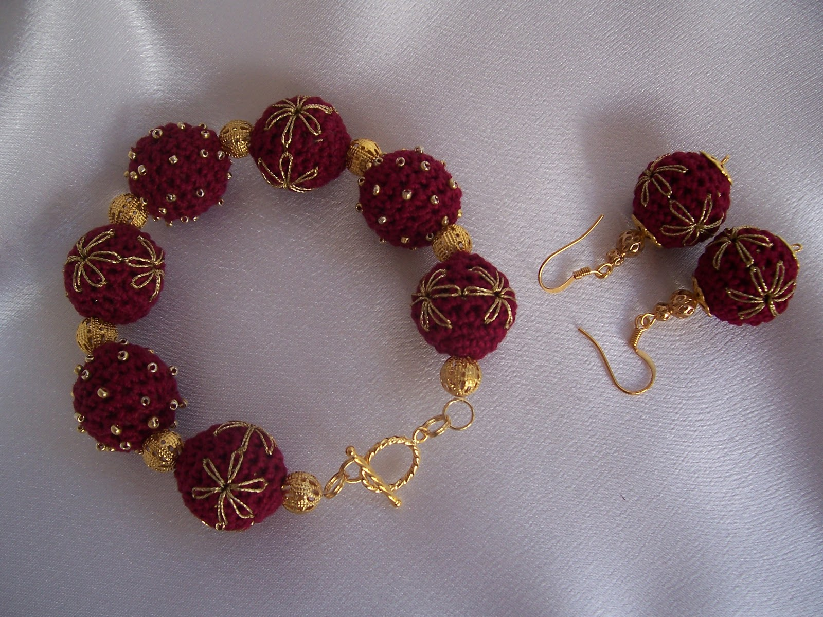 Over 50 Free Bracelet Patterns