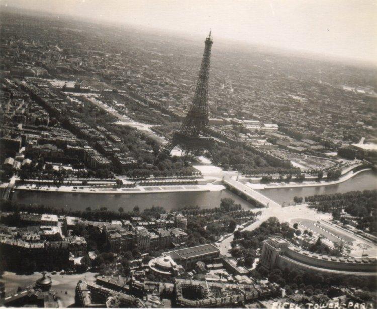 Paris y sus monumentos