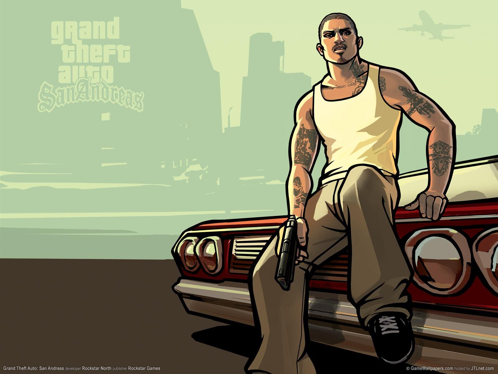 Todos los trucos del GTA San Andreas.(para PC,PS2 y XBOX)