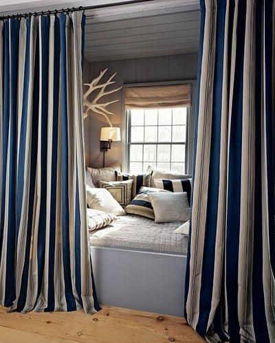 Temporary Nest Curtain Call