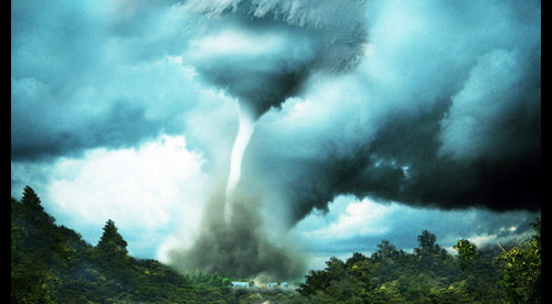 Create a Devastating Twister With Photo Manipulation Techniques Photoshop tutorial