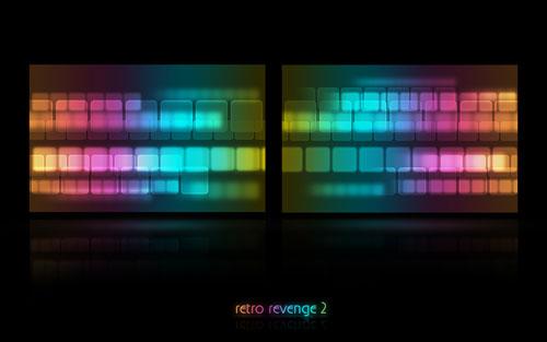 Retro Revenge 2 wallpaper