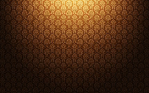 Golden Vintage wallpaper